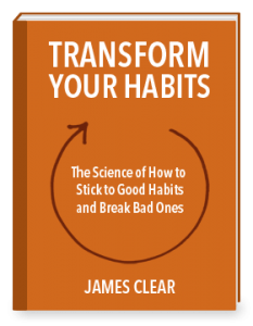 Transform Our Habits